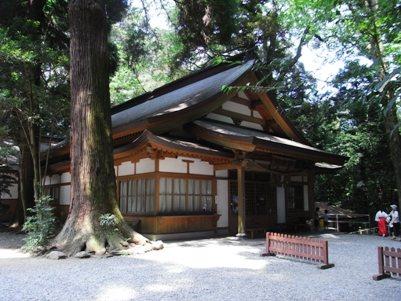 高千穂神社の神楽殿